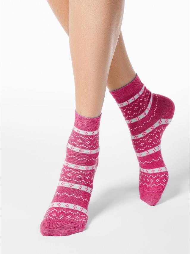 Women's socks CONTE ELEGANT CLASSIC, s.25, 062 pink - 1