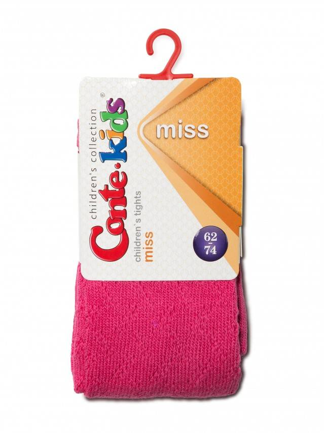 Children's tights CONTE-KIDS MISS, s.62-74 (12),265 pink - 2