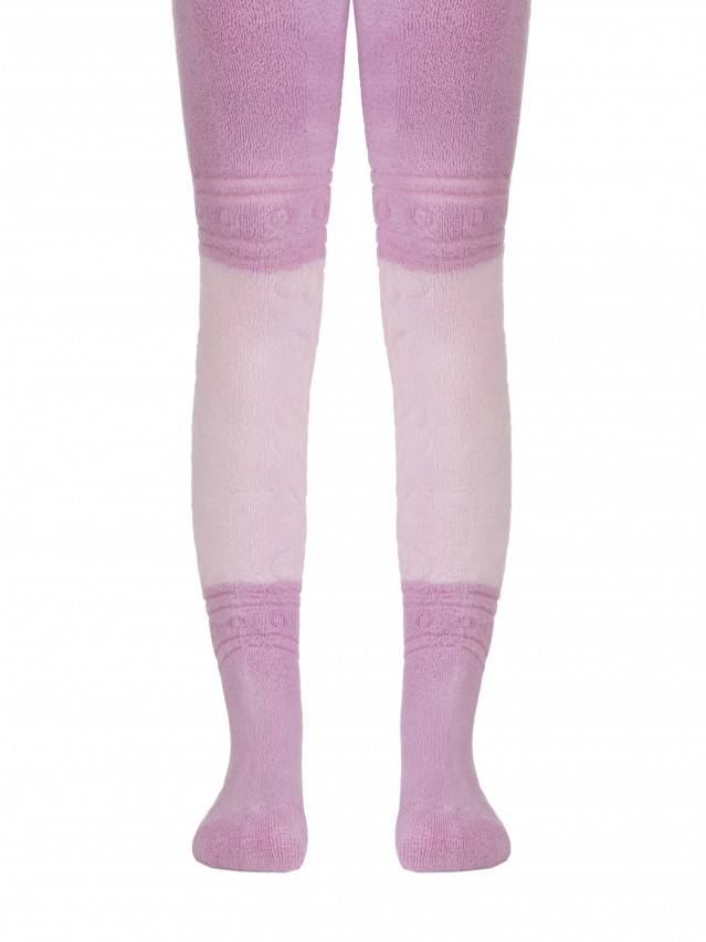 Children's tights CONTE-KIDS SOF-TIKI, s.62-74 (12),251 light yellow - 1