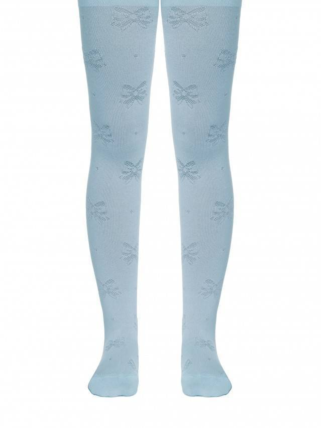 Children's tights CONTE-KIDS BRAVO, s.104-110 (16),370 light blue - 1