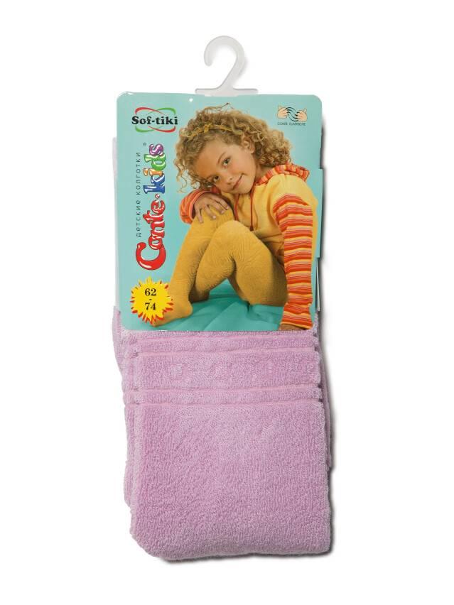 Children's tights CONTE-KIDS SOF-TIKI, s.62-74 (12),251 lilac - 2
