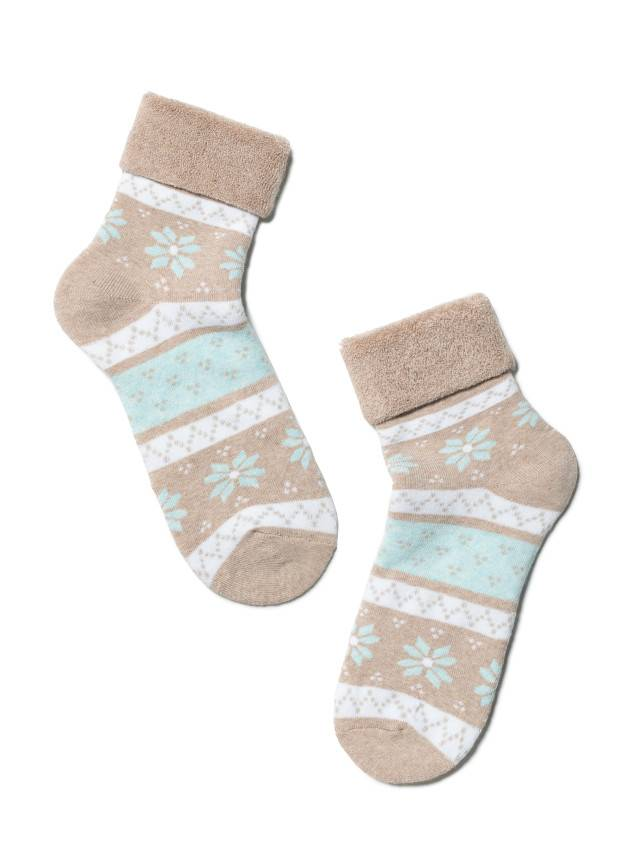 Children's socks CONTE-KIDS SOF-TIKI, s.20, 230 beige - 1