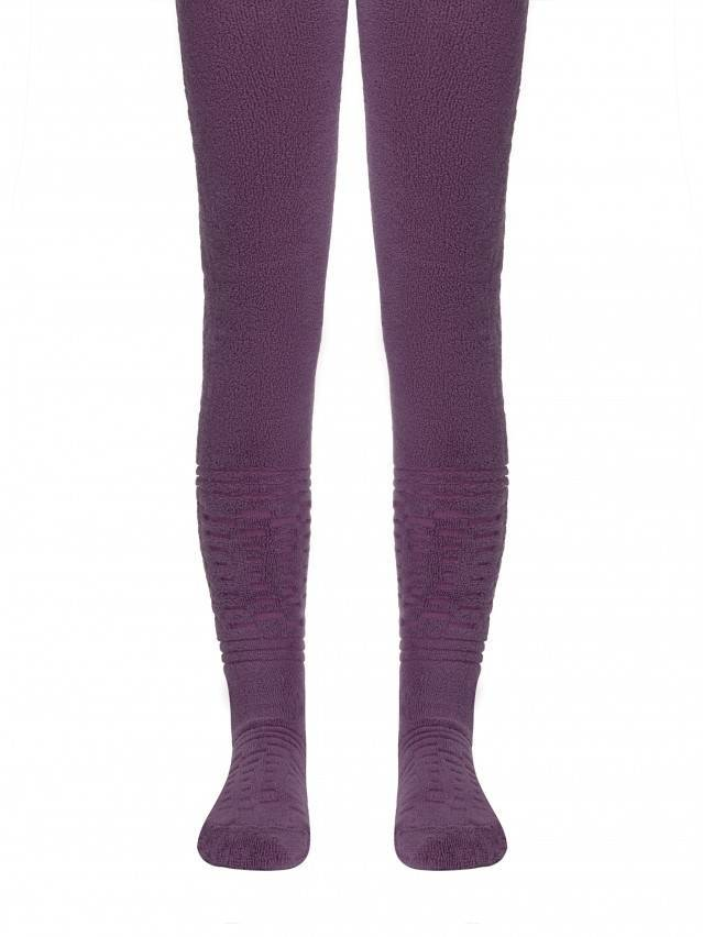 Children's tights CONTE-KIDS SOF-TIKI, s.116-122 (18),342 light mauve - 1