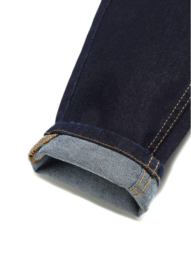 Denim trousers CONTE ELEGANT CON-183, s.170-102, indigo - 9