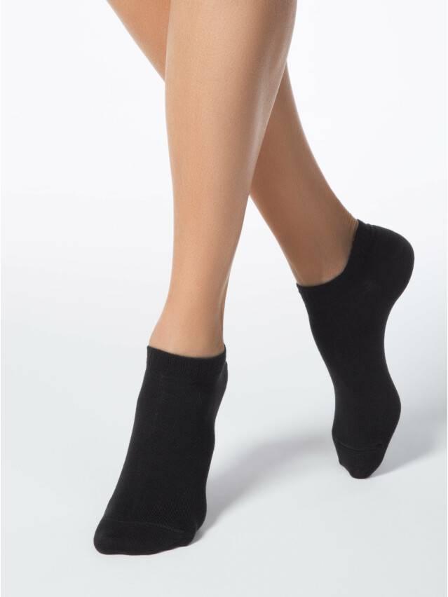 Women's socks CONTE ELEGANT ACTIVE, s.23, 000 black - 1