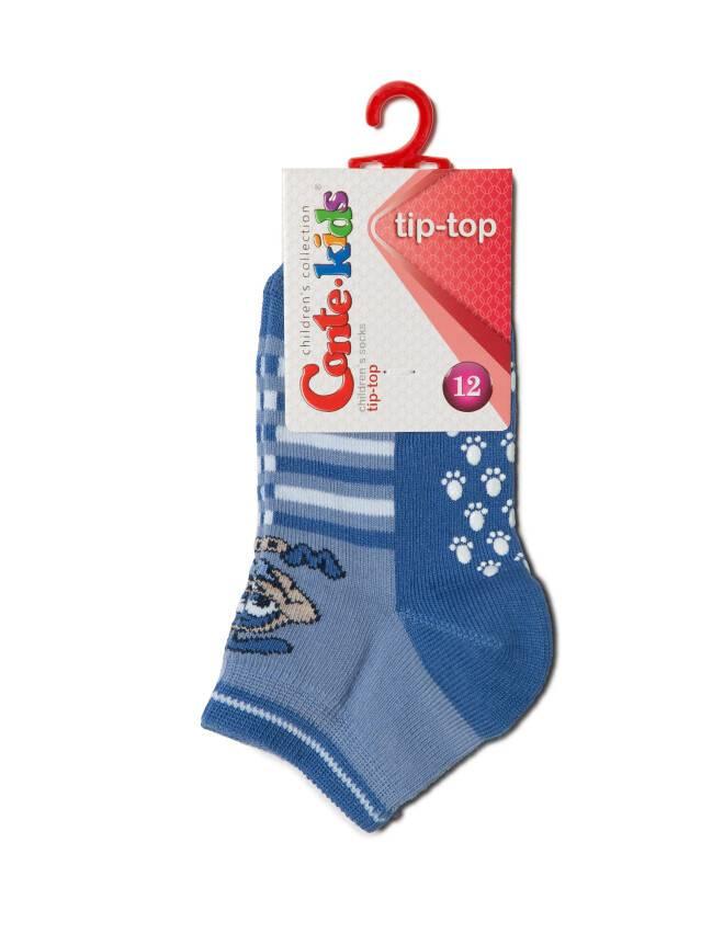 Children's socks CONTE-KIDS TIP-TOP, s.12, 252 dark blue - 3