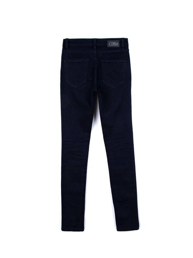 Denim trousers CONTE ELEGANT 623-100R, s.170-102, navy - 4