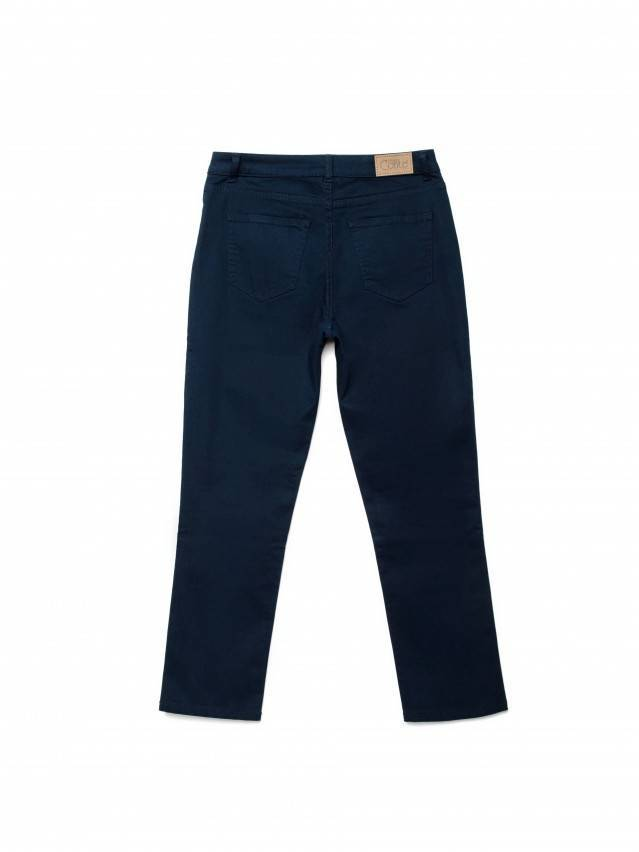 Denim trousers CONTE ELEGANT CON-139B, s.170-102, dark navy - 4