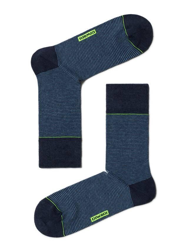 Men's socks DiWaRi HAPPY, s. 40-41, 045 navy-blue - 1