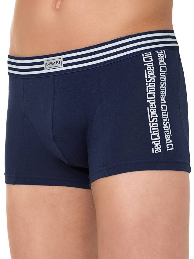 Men's pants DiWaRi TATTOO MSH 406, s.102,106/XL, dark blue - 2