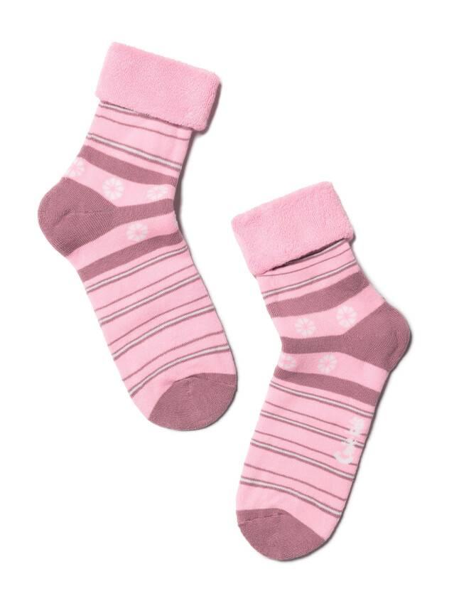 Children's socks CONTE-KIDS SOF-TIKI, s.22, 043 light pink - 1