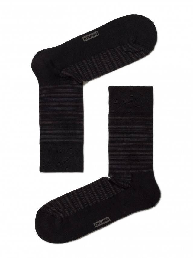 Men's socks DiWaRi COMFORT, s. 40-41, 012 black - 1