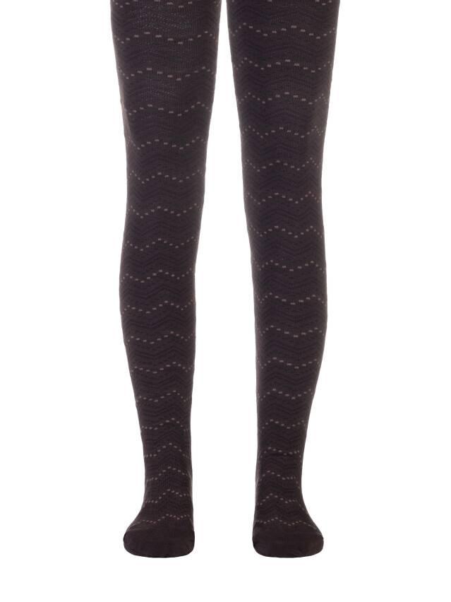 Children's tights CONTE-KIDS TIP-TOP, s.150-152 (22),351 chocolate - 1