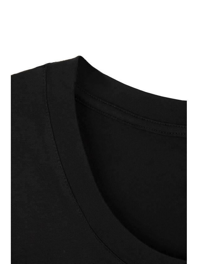 Women's polo neck shirt CONTE ELEGANT LD 478, s.158,164-100, black - 2