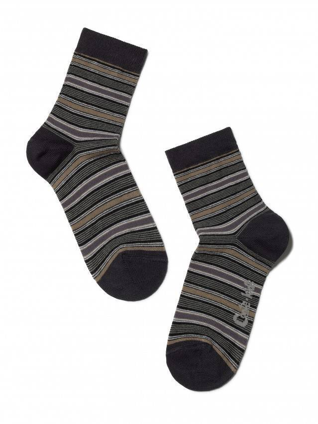 Children's socks CONTE-KIDS TIP-TOP, s.16, 195 khaki - 1