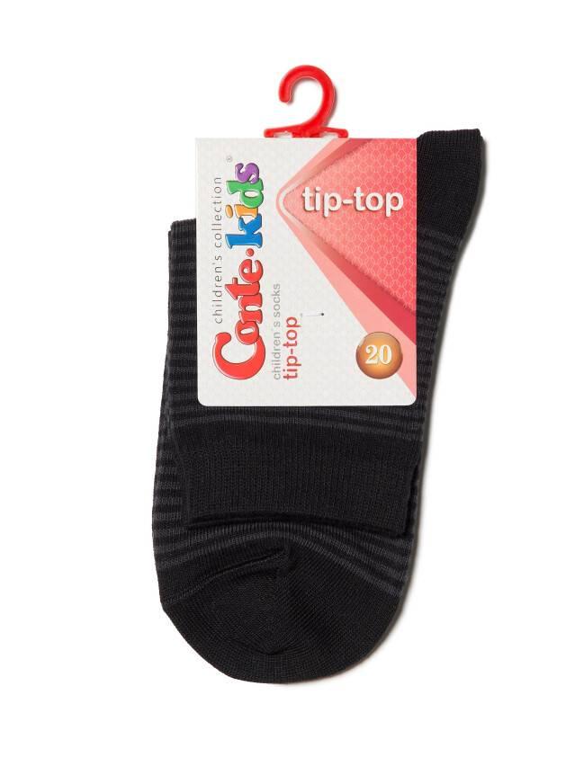 Children's socks CONTE-KIDS TIP-TOP, s.20, 139 black - 2