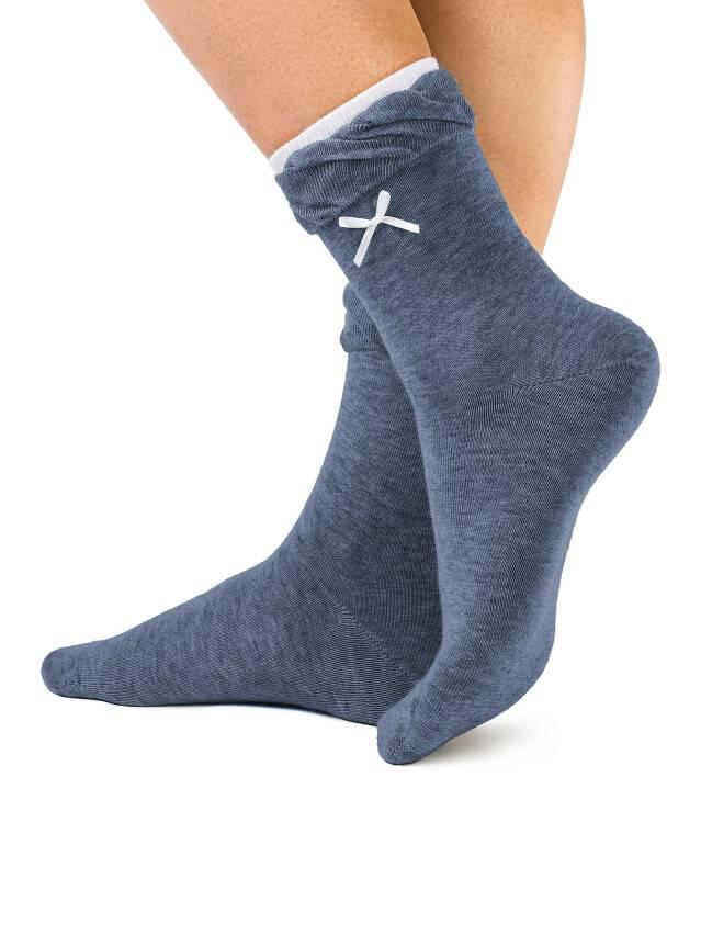 Women's socks CONTE ELEGANT COMFORT, s.23, 037 denim - 1