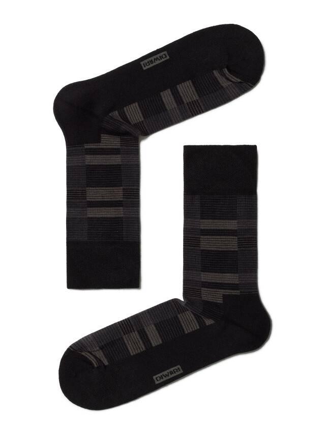 Men's socks DiWaRi COMFORT, s. 40-41, 013 black - 1