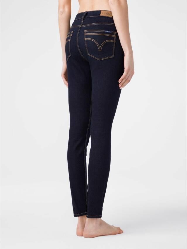 Denim trousers CONTE ELEGANT CON-183, s.170-102, indigo - 3