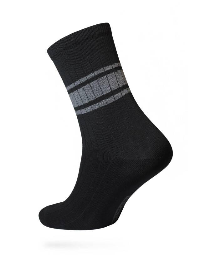 Men's socks DiWaRi CLASSIC, s. 40-41, 031 black - 1