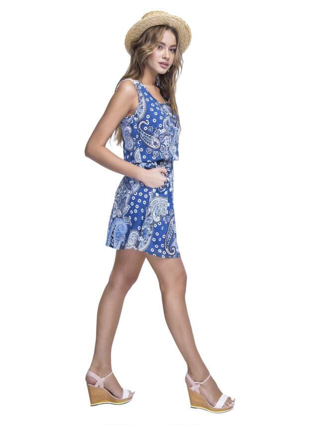 Women's gown CONTE ELEGANT LPL 529, s.164-84-92, dark blue - 2