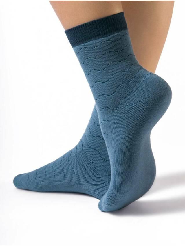 Women's socks CONTE ELEGANT COMFORT, s.23, 046 dark blue - 1