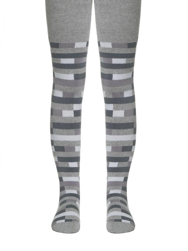 Children's tights CONTE-KIDS SOF-TIKI, s.116-122 (18),393 grey - 1