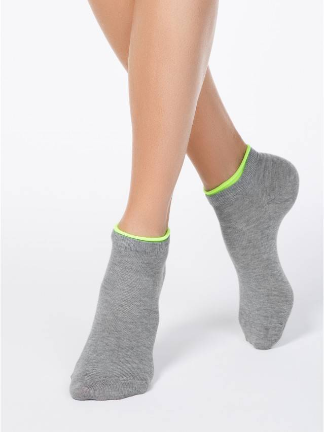 Women's socks CONTE ELEGANT ACTIVE, s.23, 035 grey - 1