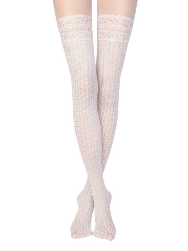 Women's tights CONTE ELEGANT INTENSE, s.2, bianco - 1