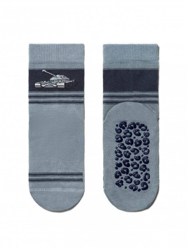 Children's socks CONTE-KIDS TIP-TOP, s.16, 161 grey - 2