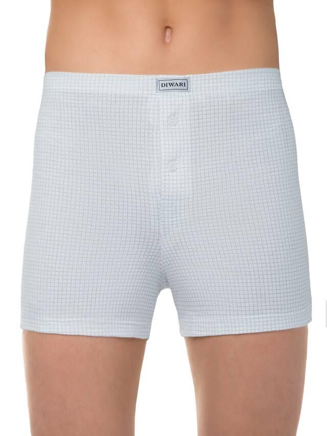 Men's pants DiWaRi BOXER MBX 001, s.102,106/XL, white - 1