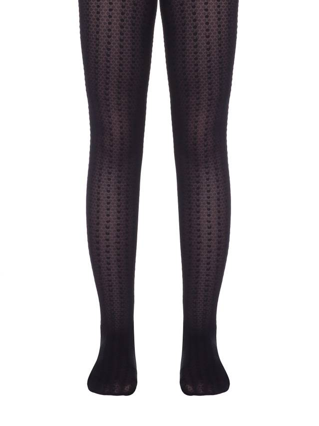Fancy children's tights CONTE ELEGANT SUSIE, s.104-110, nero - 1