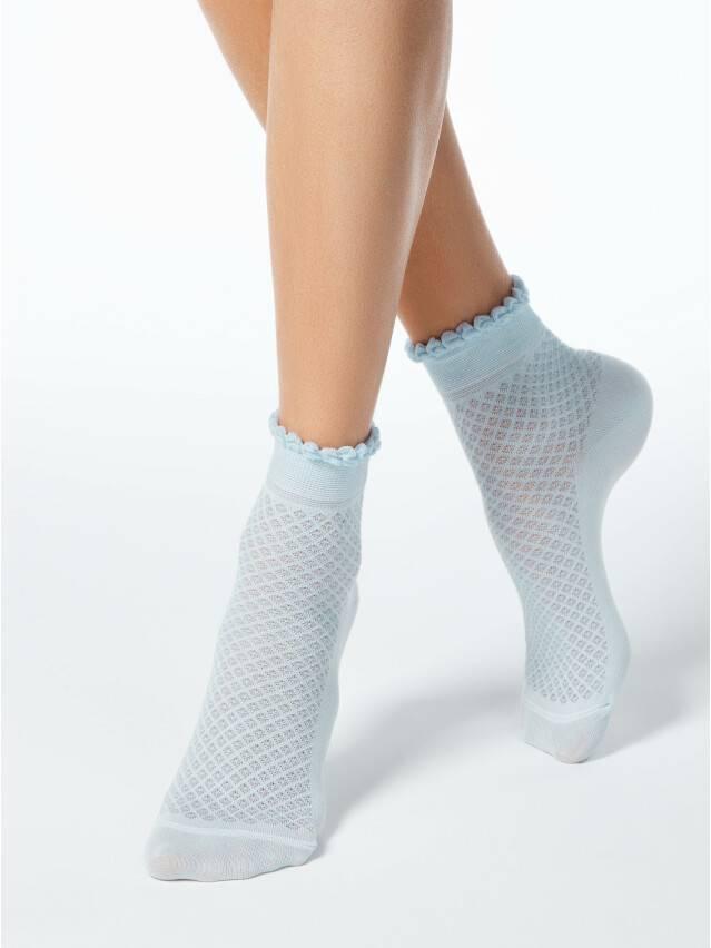 Women's socks CONTE ELEGANT CLASSIC, s.23, 055 pale turquoise - 1