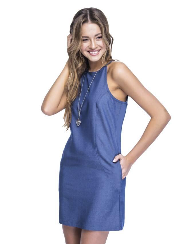 Women's gown CONTE ELEGANT LPL 530, s.164-84-92, dark blue - 3