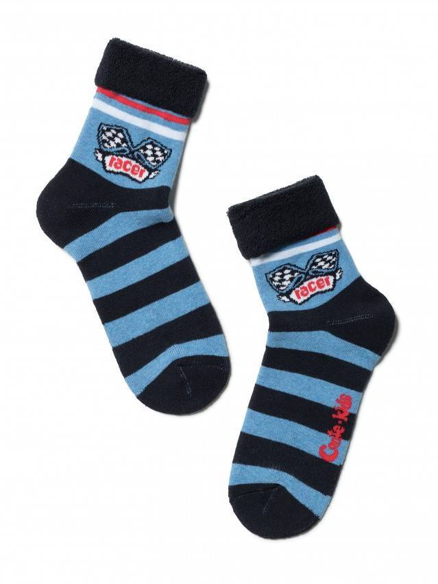 Children's socks CONTE-KIDS SOF-TIKI, s.16, 231 blue - 1
