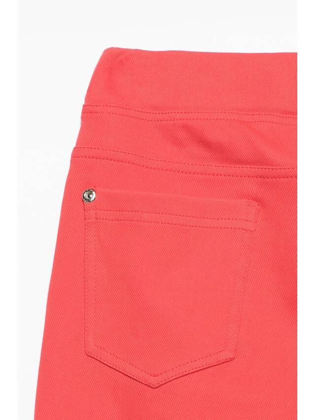 Women's knee pants CONTE ELEGANT MARTINA, s.164-102, coral - 3