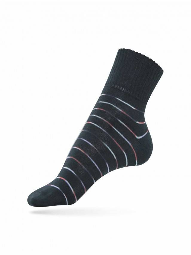 Women's socks CONTE ELEGANT COMFORT, s.23, 039 southern night - 1