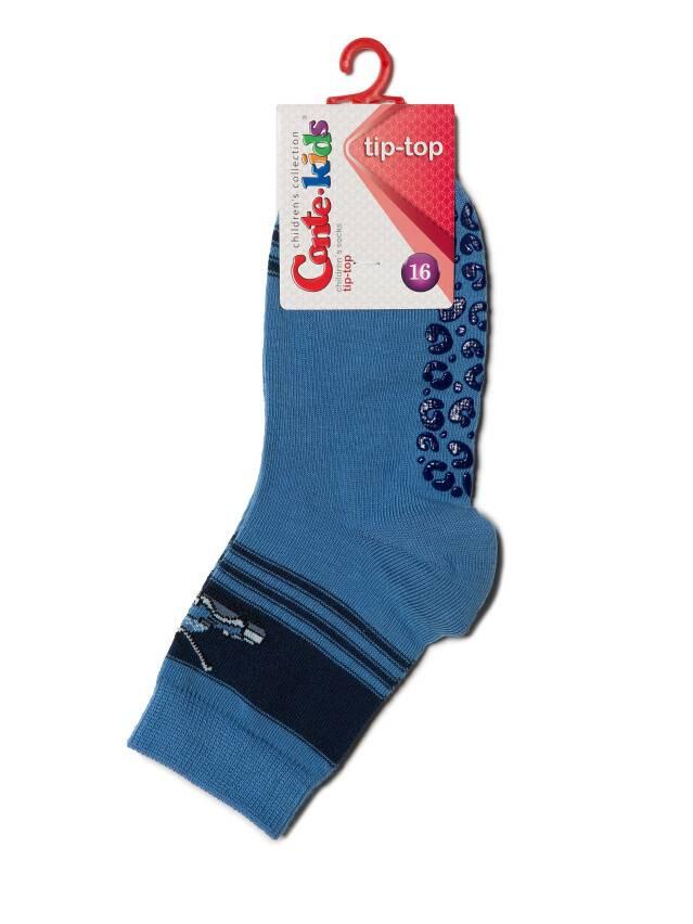 Children's socks CONTE-KIDS TIP-TOP, s.16, 161 dark blue - 3