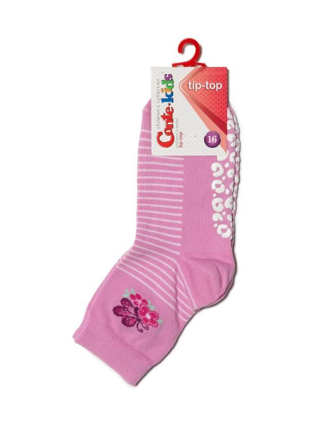 Children's socks CONTE-KIDS TIP-TOP, s.16, 160 mallow - 2