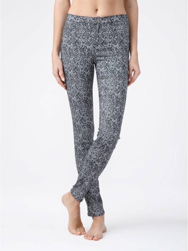 Women's trousers CONTE ELEGANT ERIDA, s.164-64-92, black - 1