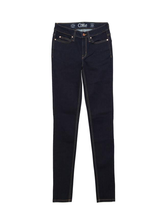 Denim trousers CONTE ELEGANT CON-183, s.170-102, indigo - 4