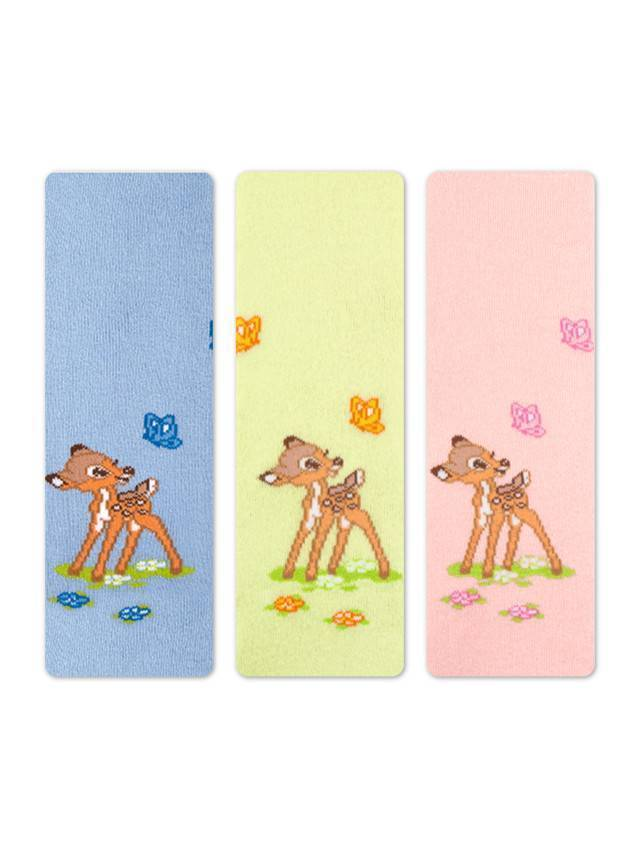 Children's tights CONTE-KIDS SOF-TIKI, s.92-98 (14),238 blue - 1