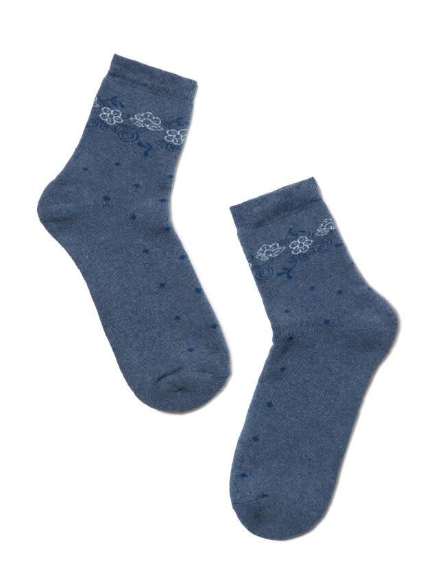 Women's socks CONTE ELEGANT COMFORT, s.23, 034 denim - 2