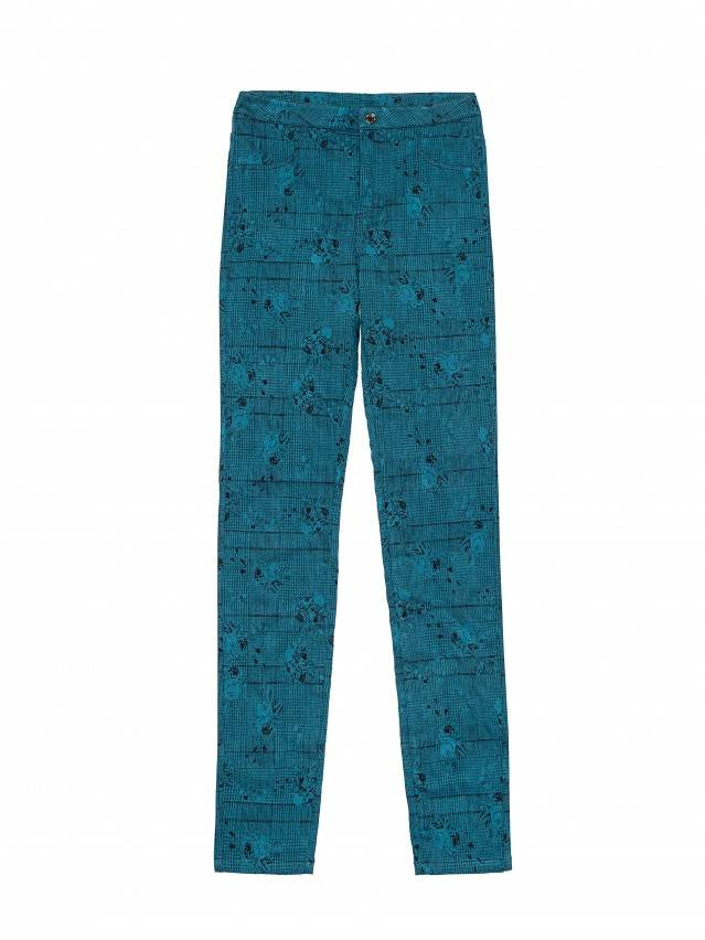 Women's trousers CONTE ELEGANT TEONA, s.164-64-92, blue - 3