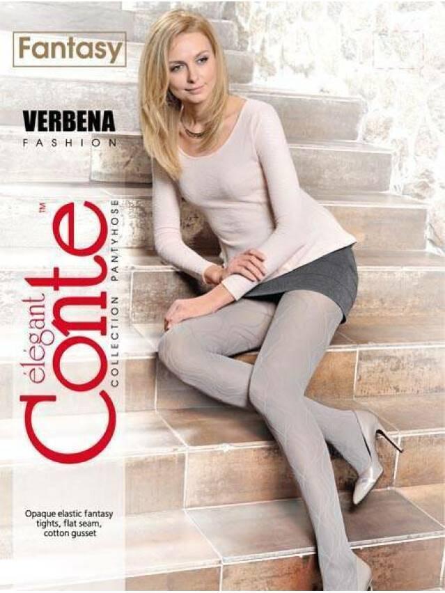 Women's tights CONTE ELEGANT VERBENA, s.2, grafit - 2