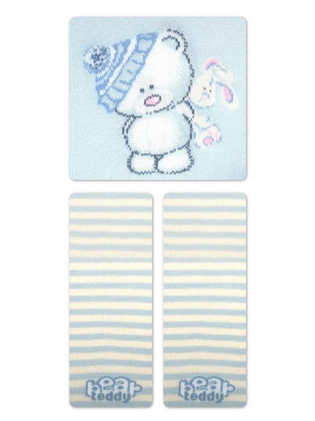 Children's tights CONTE-KIDS TIP-TOP, s.62-74 (12),331 light blue - 1