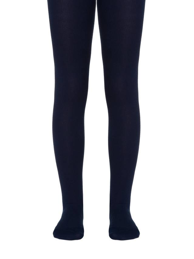 Children's tights CONTE-KIDS CLASS, s.128-134 (20),192 navy - 1