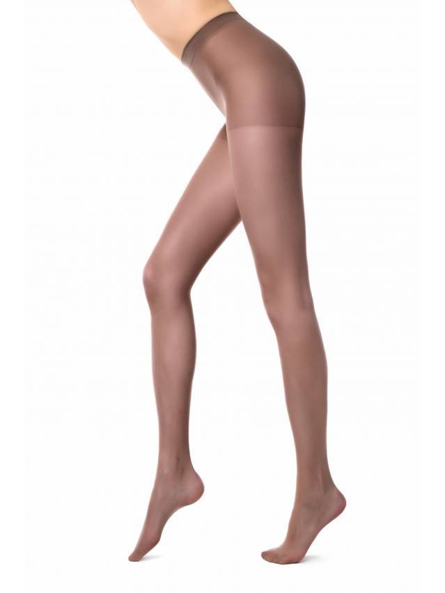 Women's tights CONTE ELEGANT NUANCE 20, s.2, shade - 1