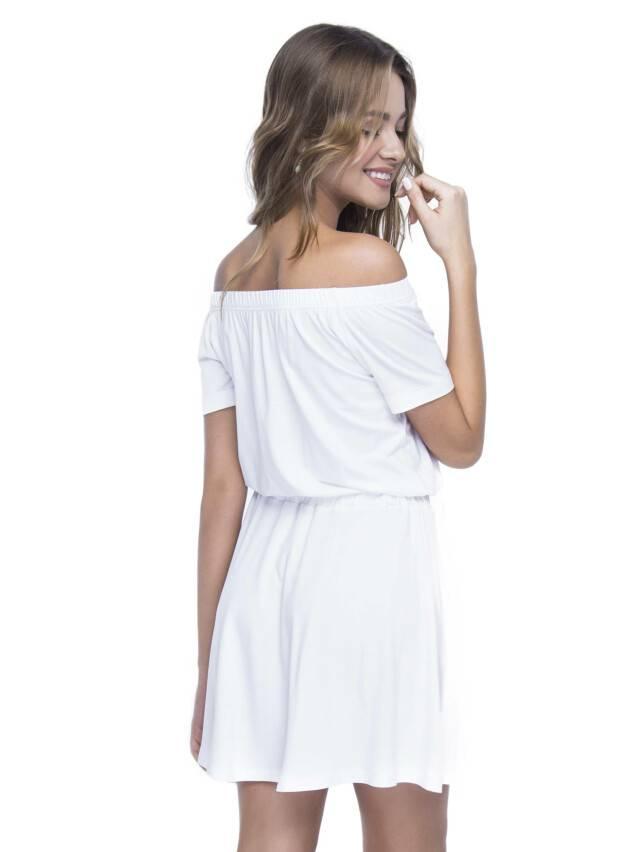 Women's gown CONTE ELEGANT LPL 523, s.158,164-100-106, milky - 1