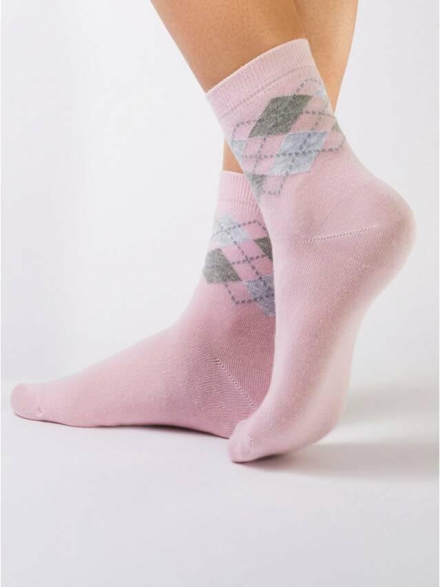 Women's socks CONTE ELEGANT CLASSIC, s.23, 043 light pink - 1
